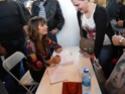 Laetitia Milot au salon du livre de Paris 2013 Dscn0311