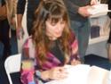 Laetitia Milot au salon du livre de Paris 2013 Dscn0313