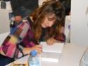 Laetitia Milot au salon du livre de Paris 2013 Dscn0410