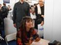 Laetitia Milot au salon du livre de Paris 2013 Dscn0411