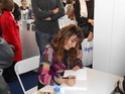 Laetitia Milot au salon du livre de Paris 2013 Dscn0412