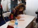 Laetitia Milot au salon du livre de Paris 2013 Dscn0413