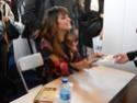 Laetitia Milot au salon du livre de Paris 2013 Dscn0414