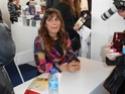 Laetitia Milot au salon du livre de Paris 2013 Dscn0415
