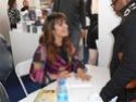 Laetitia Milot au salon du livre de Paris 2013 Dscn0423
