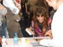 Laetitia Milot au salon du livre de Paris 2013 Dscn0431