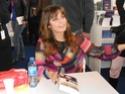 Laetitia Milot au salon du livre de Paris 2013 Dscn0437
