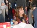 Laetitia Milot au salon du livre de Paris 2013 Dscn0438