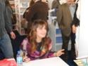 Laetitia Milot au salon du livre de Paris 2013 Dscn0441