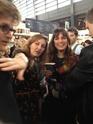 Laetitia Milot au salon du livre de Paris 2013 Img_1911