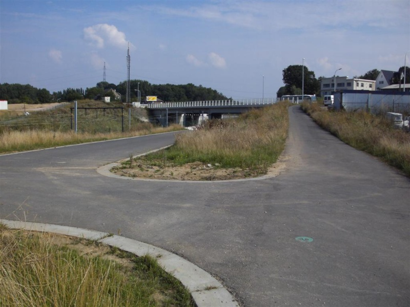 L050A Part 1 Fietsweg langs de lijn L50A Brussel - Denderleeuw 24_dil10