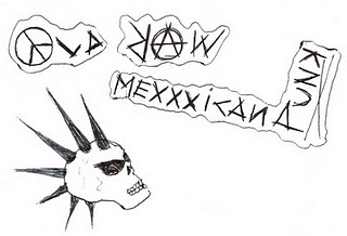 V.A OLD RAW MEXICANA PUNK Img12811