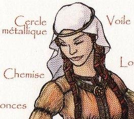 [Costume] Charlène - Aïga Dottstyrr de VIscontione Chev111