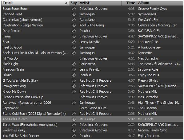 Songs Wsefwf10