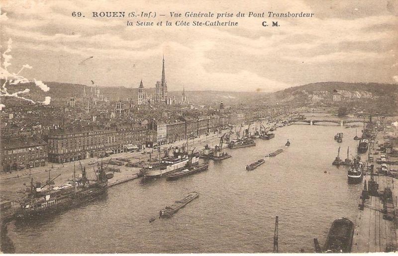 [Activité hors-Marine des ports] LE PORT DE ROUEN - Page 4 Ancien10