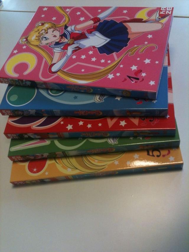 Sailor Moon revient enfin en DVD ! 96924010