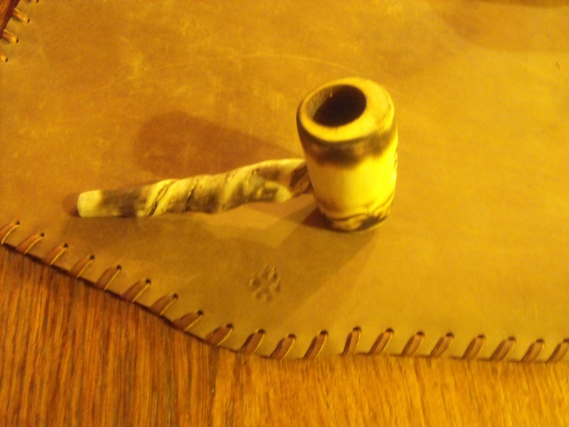 hand made a pipe Pipe_011