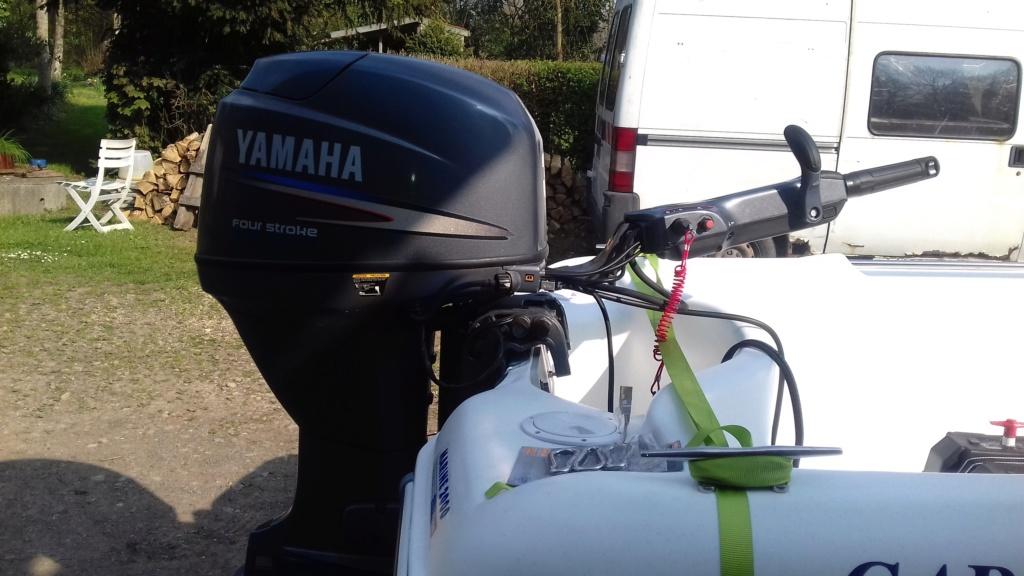 Réception cap 400 et Yamaha 30 cv 4 temps Cap_4013