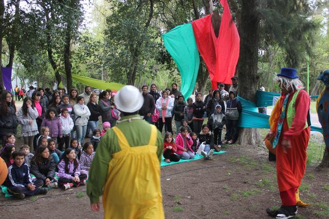 En General Rodríguez, Deporte y Cultura en Familia en el día de la primavera. 066_110