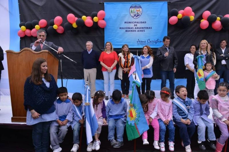 Malvinas Argentinas: Siguen sumándose los jardines de infantes. 13806910