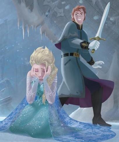 [Walt Disney] La Reine des Neiges (2013) - Sujet d'avant-sortie avec SPOILERS Tumblr13