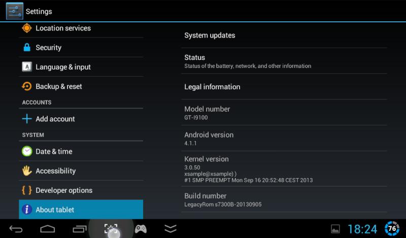 Nouveau firmware hybride pour s7300 par Skelton 95zrrk10