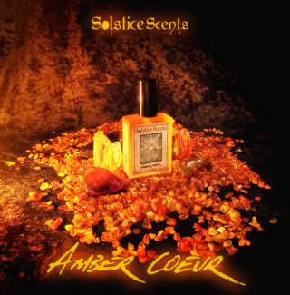 Solstice Scents Winter Collection release TONIGHT at 7 p.m. EST Amber_11