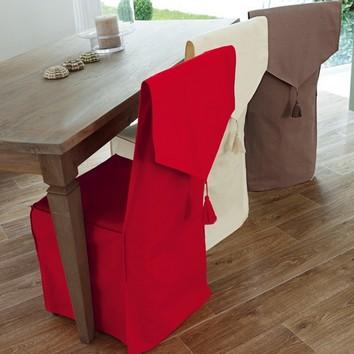 La salle à manger : Les tissus se mettent à table Housse13