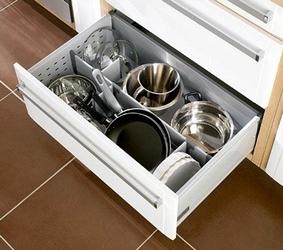 Le rangement bien pensé dans votre cuisine Tiroir10