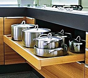 Le rangement bien pensé dans votre cuisine Tiroir11