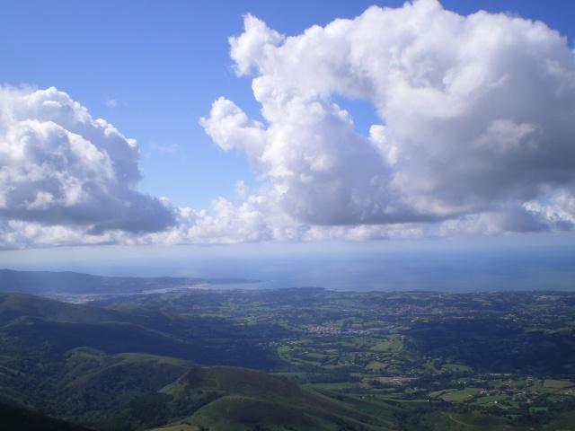 Photos de nuages Imgp0310
