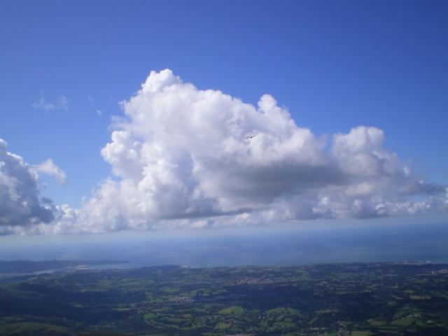 Photos de nuages Imgp0311