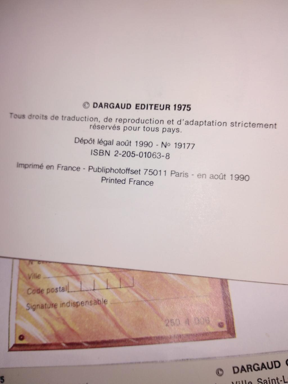 Question sur la collection Dargaud Rombaldi P_201913