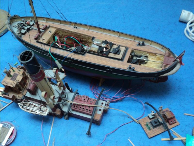 Remorqueur Saint Canute (Billing Boats 1/50°) de Gredebert Dsc01218