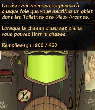 [TUTO] Les Toilettes des Dieux Arcanes Chasse10