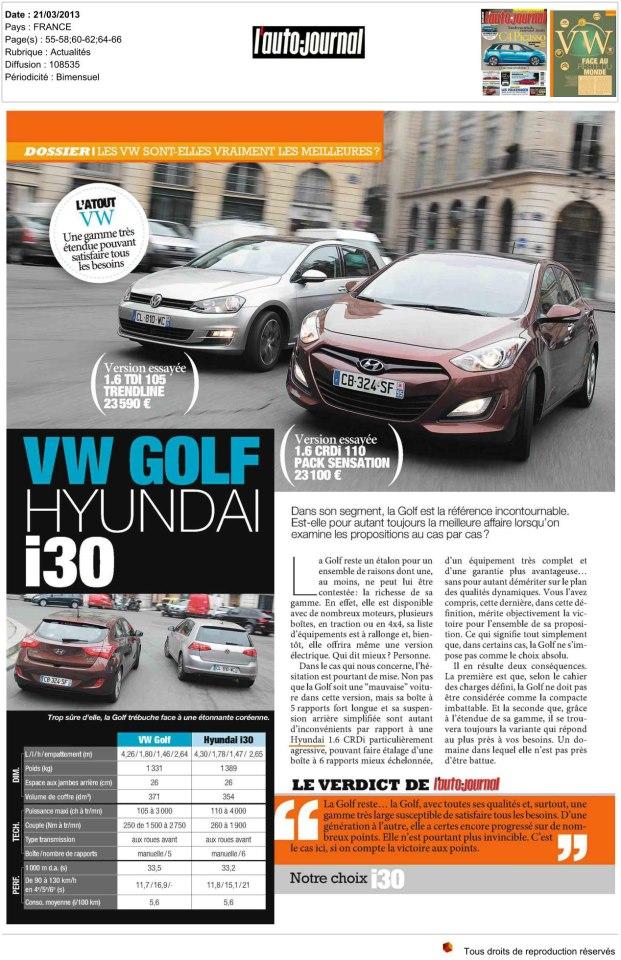 2011 - [Hyundai] i30 II - Page 5 Gi3010