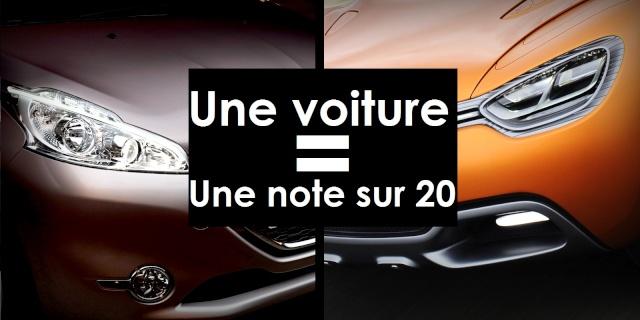 [SITE] Notez le design automobile ! Unevoi10