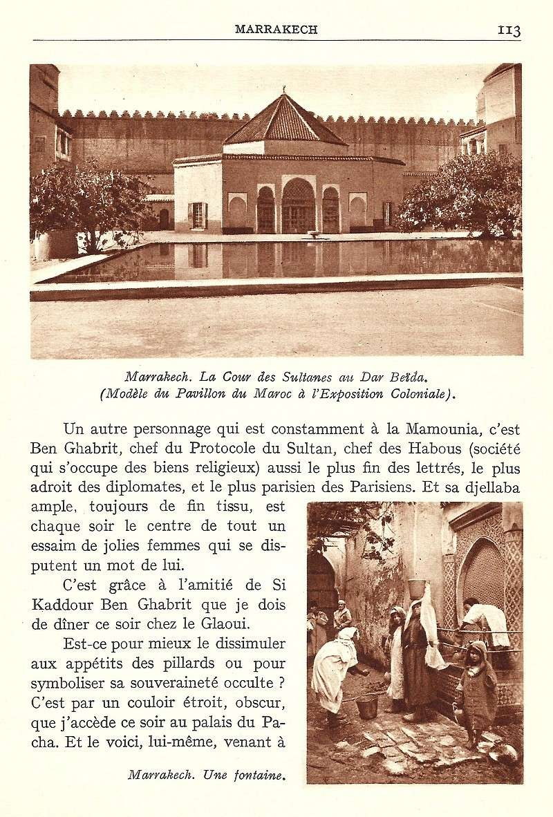 La Féerie Marocaine - Page 5 Scan_127