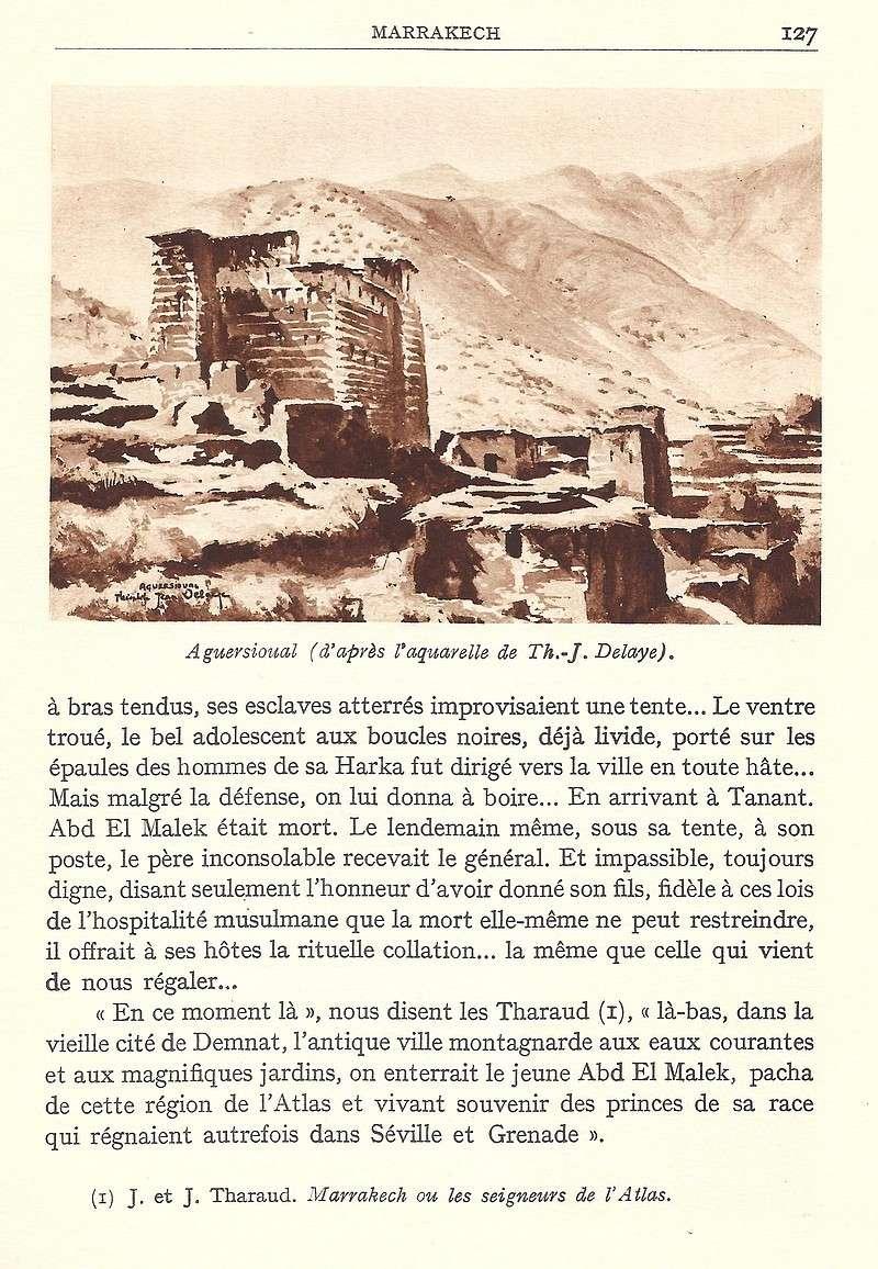 La Féerie Marocaine - Page 6 Scan_141