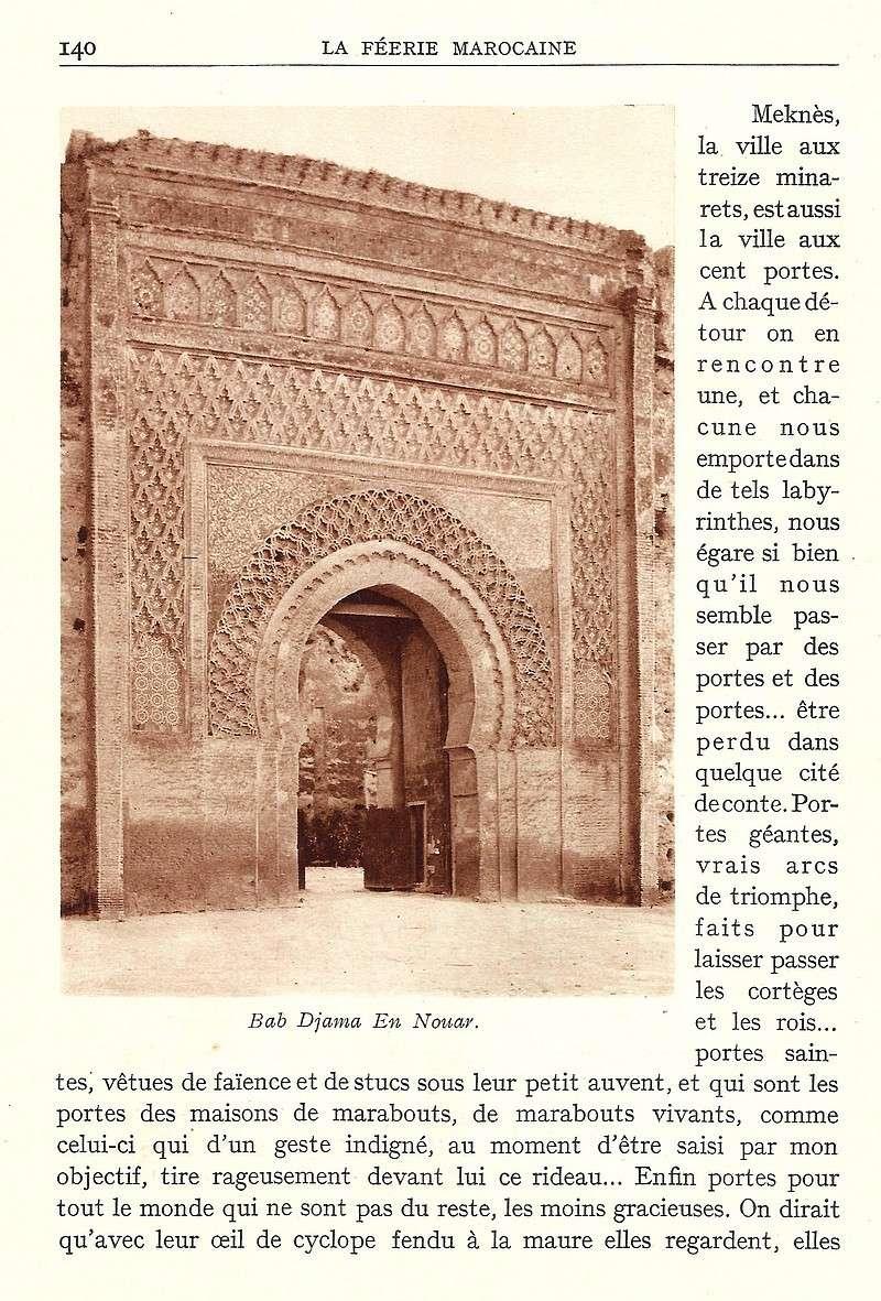 La Féerie Marocaine - Page 6 Scan_155