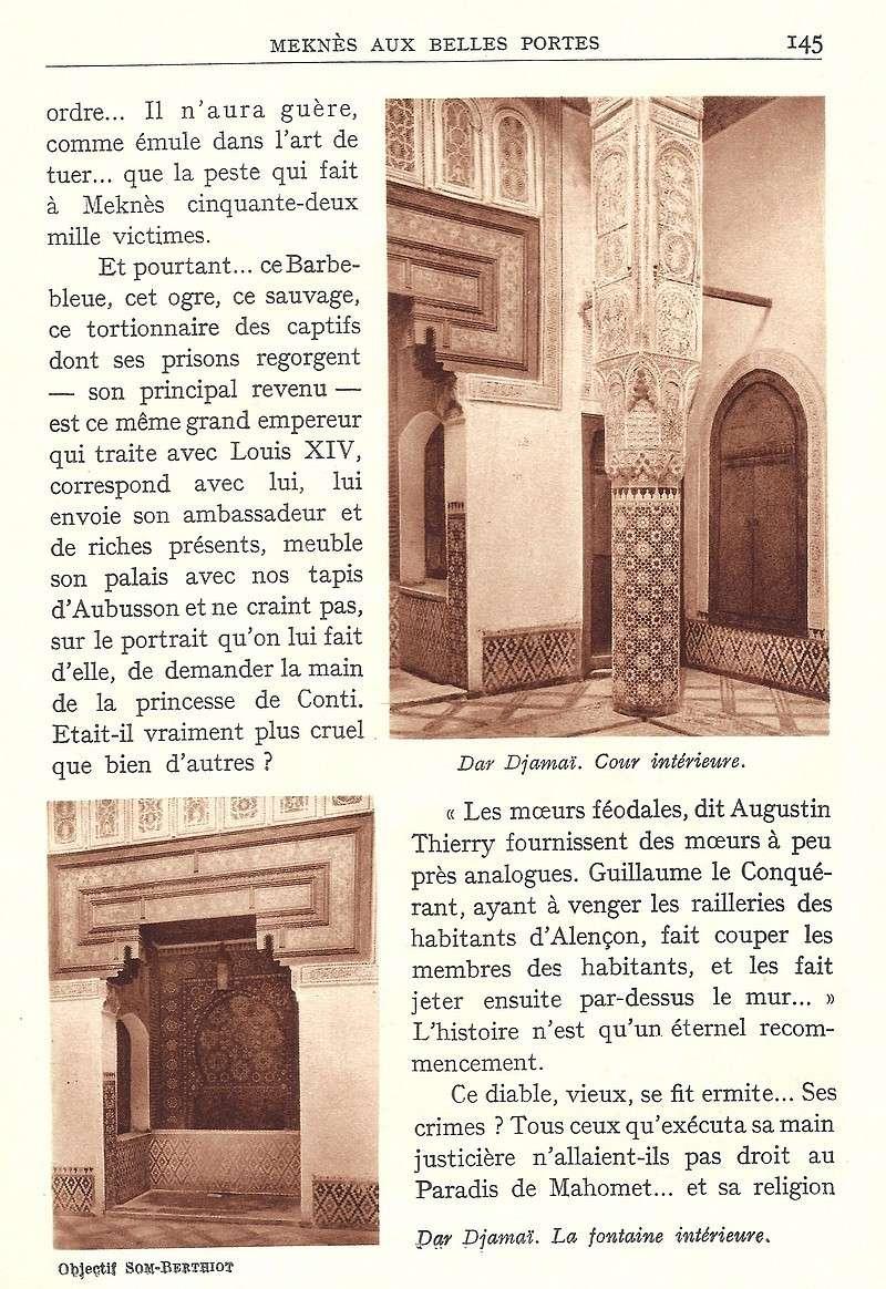 La Féerie Marocaine - Page 6 Scan_160