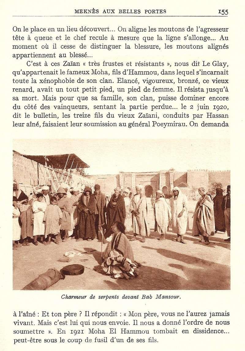 La Féerie Marocaine - Page 7 Scan_170