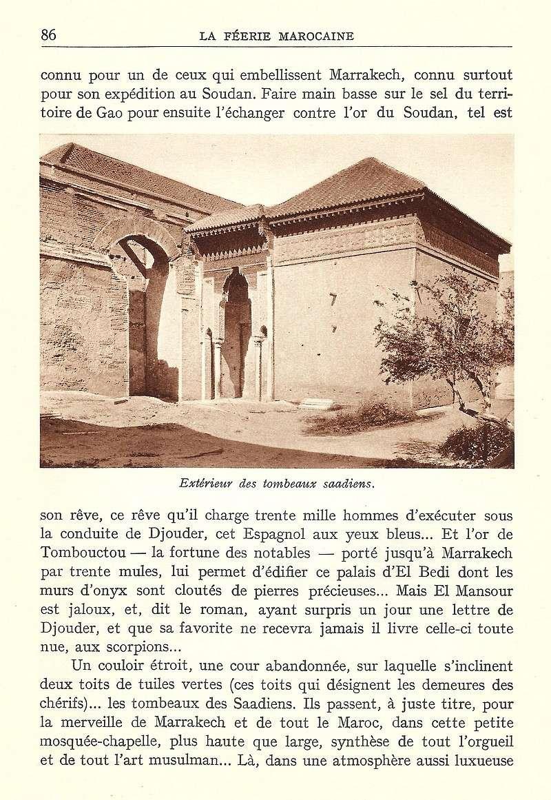La Féerie Marocaine - Page 4 Scan_817