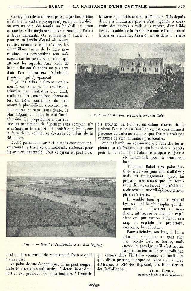 Victor CAMBON : RABAT, La naissance d'une capitale -1914- Scan_r15
