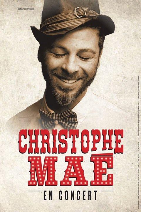 Christophe Maé en Live sur Bbox Actu TV, le 02 octobre 2013. 12315110