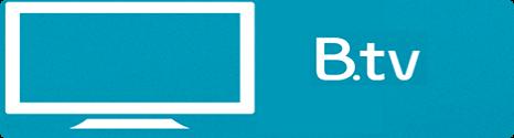 B.TV pour  mobiles et tablettes sous iOS 6.0 et supérieur est disponible. Btv10