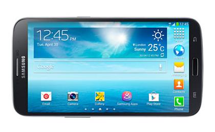 Bouygues Telecom va proposer le Galaxy Mega 4G, prochainement.  Galaxy12
