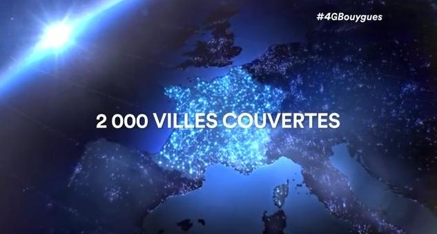 """Avec la 4G Bouygues Telecom: """"Devenez qui vous voulez..."""" Ouvert10"""