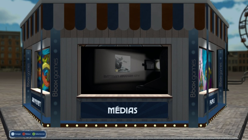 Le portail Bbox Games fait sa mue et revoit l'interface. Rubriq11