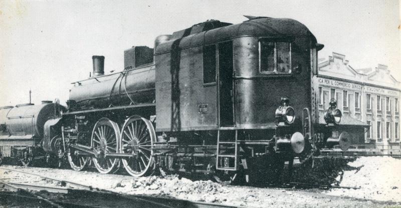 LE VAPORIERE ITALIANE Pim13115
